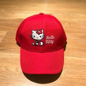 Hello Kitty Snapback Hats